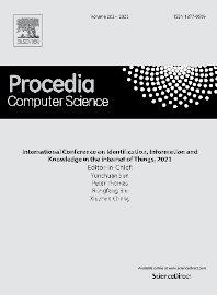 Cover image for Procedia Computer Science