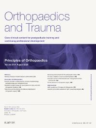 Cover image for Orthopaedics and Trauma