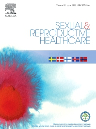 Sexual & Reproductive Healthcare - ISSN 1877-5756