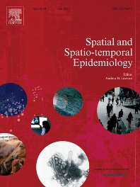 cover of Spatial and Spatio-temporal Epidemiology