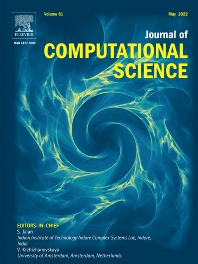 Cover image for Journal of Computational Science