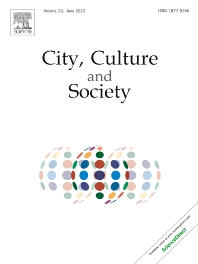 cover of City, Culture and Society