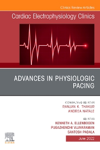 Cover image for Cardiac Electrophysiology Clinics