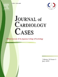 Cover image for Journal of Cardiology Cases