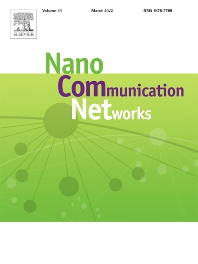 Cover image for Nano Communication Networks