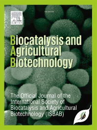 Cover image for Biocatalysis and Agricultural Biotechnology