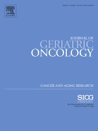 Cover image for Journal of Geriatric Oncology