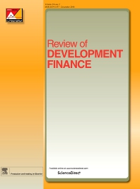 Cover image for Review of Development Finance