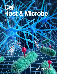 Cover image for Cell Host & Microbe
