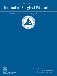 Journal of Surgical Education - ISSN 1931-7204