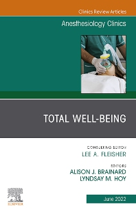 Cover image for Anesthesiology Clinics
