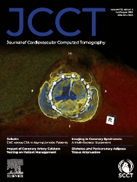 Journal of Cardiovascular Computed Tomography - ISSN 1934-5925