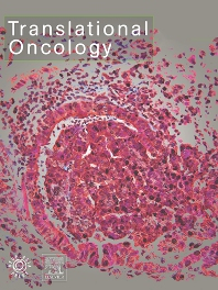 Cover image for Translational Oncology