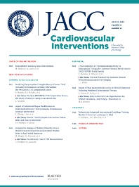 Cover image for JACC: Cardiovascular Interventions