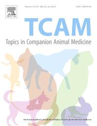 Cover image for Topics in Companion Animal Medicine