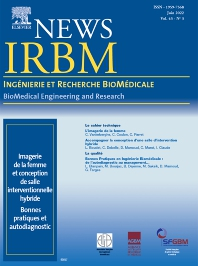 Cover image for IRBM News