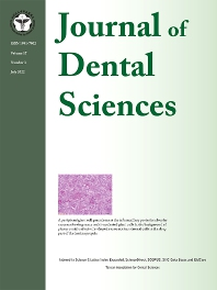 Cover image for Journal of Dental Sciences