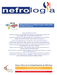 Cover image for Nefrología (English Edition)