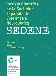 Cover image for Revista Científica de la Sociedad Española de Enfermería Neurológica