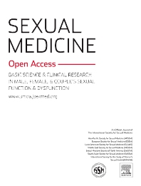 Cover image for Sexual Medicine