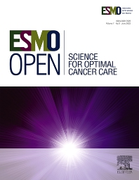Cover image for ESMO Open