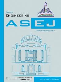 Ain Shams Engineering Journal - ISSN 2090-4479