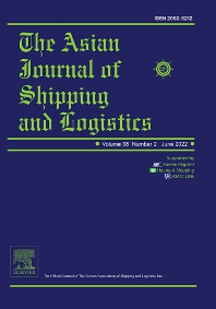 Cover image for The Asian Journal of Shipping and Logistics