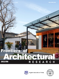 Cover image for Frontiers of Architectural Research