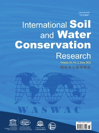 Cover image for International Soil and Water Conservation Research