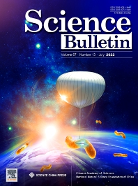 Cover image for Science Bulletin