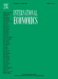 Cover image for International Economics