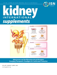 Cover image for Kidney International Supplements