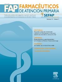 Cover image for Farmacéuticos de Atención Primaria