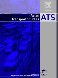Cover image for Asian Transport Studies