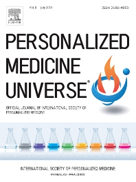 Cover image for Personalized Medicine Universe