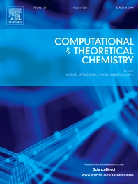 Computational and Theoretical Chemistry - ISSN 2210-271X