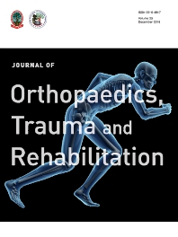 Cover image for Journal of Orthopaedics, Trauma and Rehabilitation