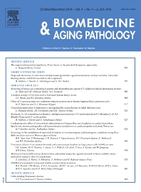 Cover image for Biomedicine & Aging Pathology