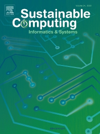 Cover image for Sustainable Computing: Informatics and Systems