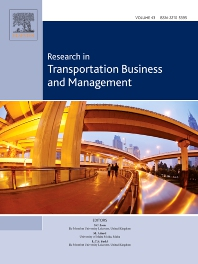 cover of Research in Transportation Business & Management