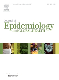 Cover image for Journal of Epidemiology and Global Health