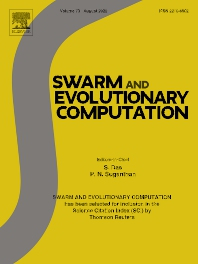 Cover image for Swarm and Evolutionary Computation