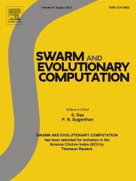 Cover image for Swarm and Evolutionary Computation