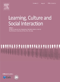 Learning, Culture and Social Interaction - ISSN 2210-6561