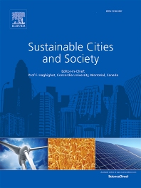 Cover image for Sustainable Cities and Society