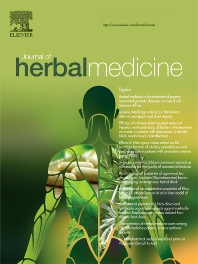 Cover image for Journal of Herbal Medicine