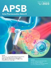 Acta Pharmaceutica Sinica B - ISSN 2211-3835