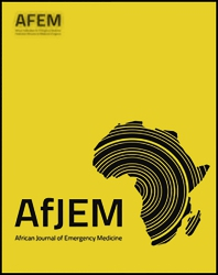 Cover image for African Journal of Emergency Medicine