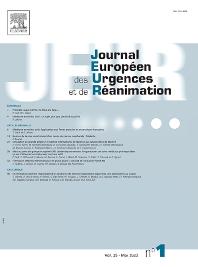 Cover image for Journal Européen des Urgences et de Réanimation