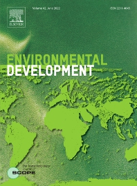 Environmental Development - ISSN 2211-4645